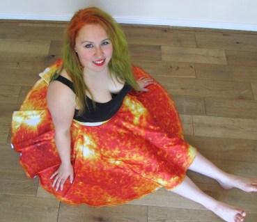 Sun Skirt 066